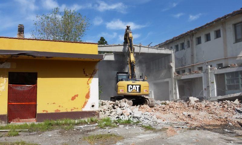 Caserma Tagliamento Bologna | Cave Nord