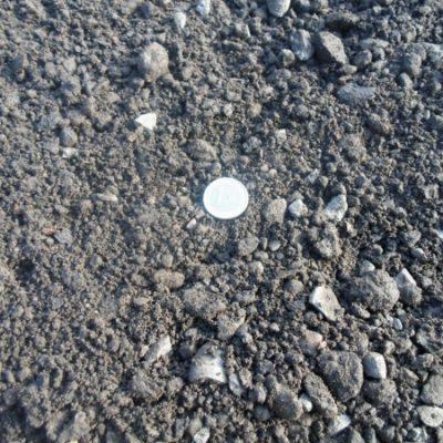 Fresato di asfalto 0/25